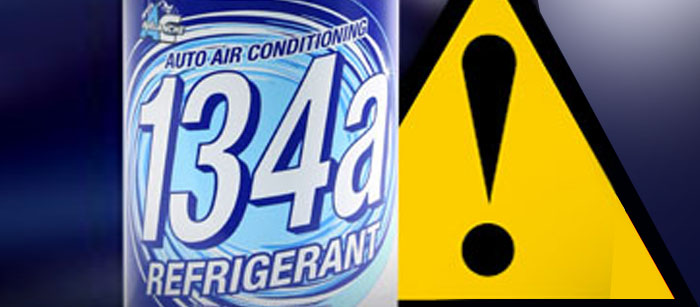 4 Reasons not to use 134a Refrigerant Products - A/C Avalanche